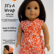 Make a reversible American Girl Doll Dress