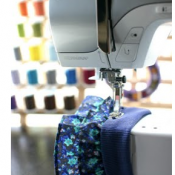Small Waistbands are a Breeze on the Bernina 330