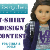 Doll & Girl T-Shirt Design Contest