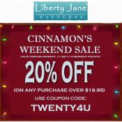 Thanksgiving Weekend Sale…