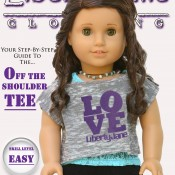 New Pattern – The Off The Shoulder Tee