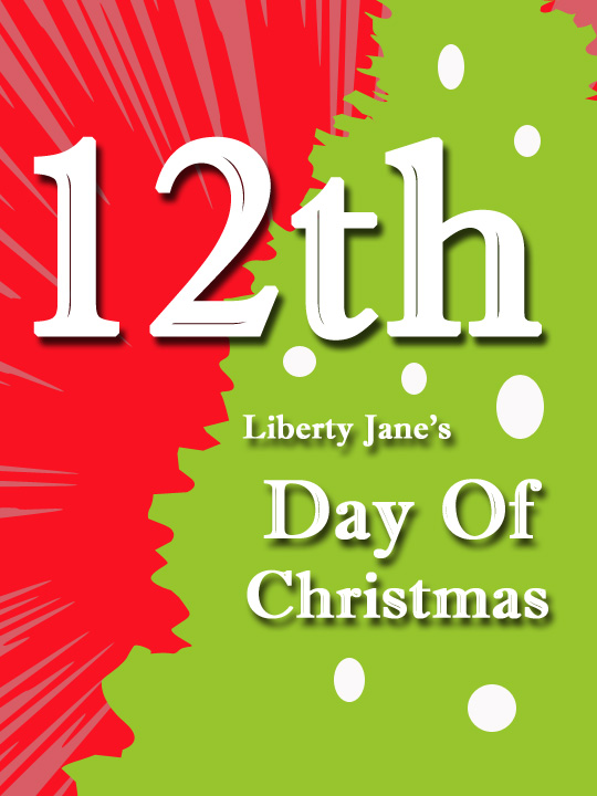 On The 12th Day Of Christmas.12th Day Of Christmas 2014 The Liberty Jane Clothing Blog