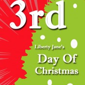 3rd Day Of Christmas Giveaway 2012