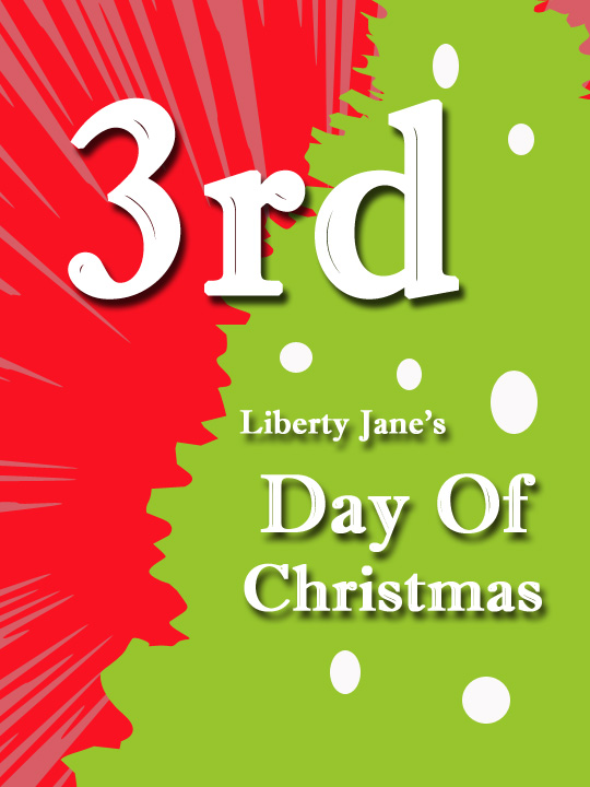 3rd Day Of Christmas Giveaway 2012 | The Liberty Jane Clothing Blog