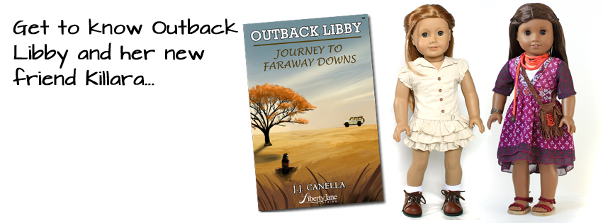 FB cover photo outback libby book