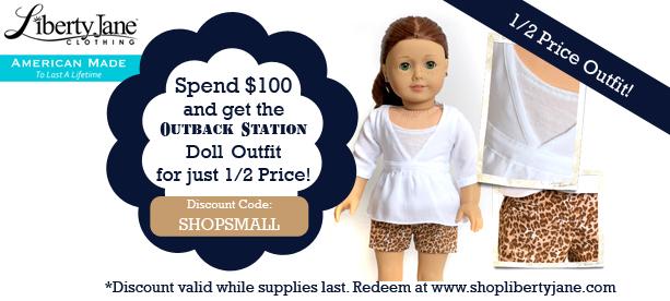 LJC Shop Small Ad