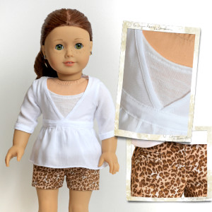 Outback Libby 18 inch doll clothes